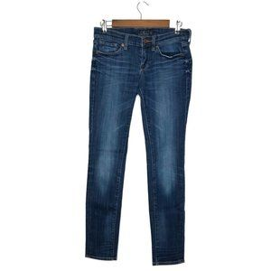 Lucky Brand Charlie Low Rise Skinny Jeans